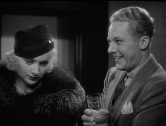 Brief Moment Carole Lombard and Gene Raymond