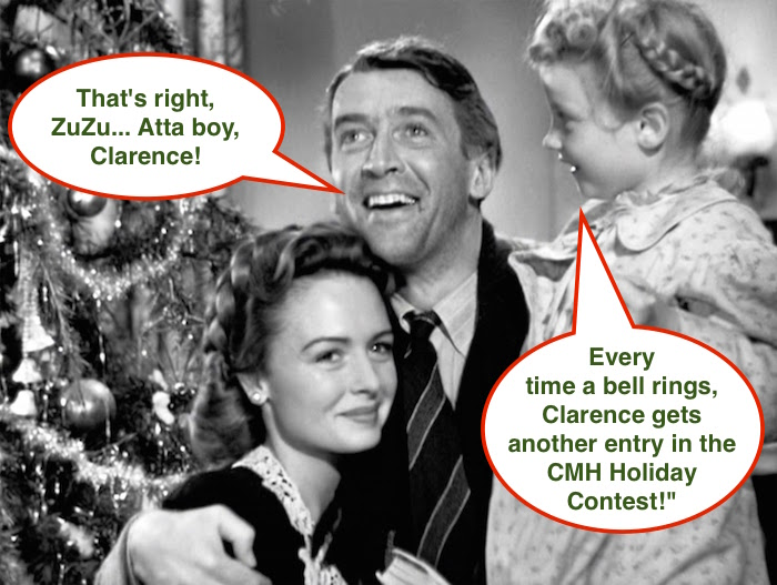 its a wonderful life holiday contest