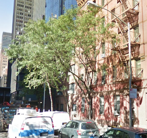 243 e 29th st nyc where betty garrett moved with her mom in 1940