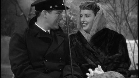 Christmas in Connecticut Dennis Morgan Barbara Stanwyck if I wasn't married