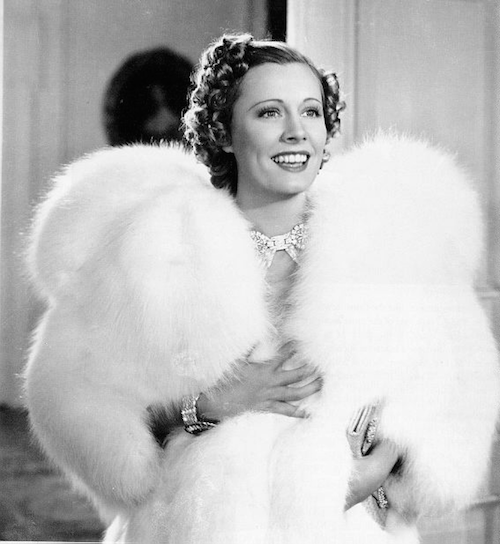 Irene Dunne in The Awful Truth