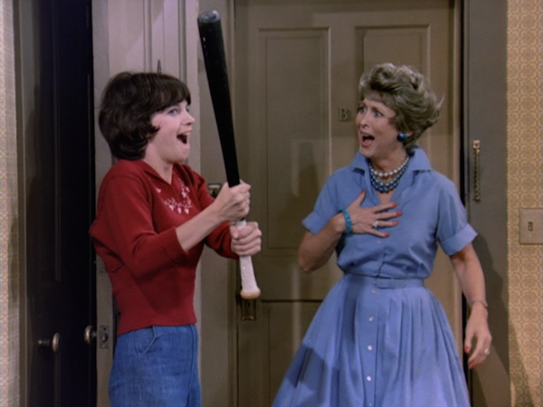 betty garrett and cindy williams laverne and shirley