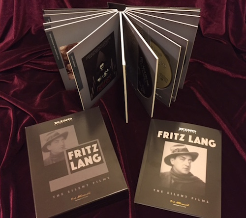 fritz lang: the silent films blu-ray set pack shot
