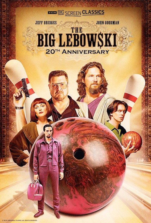 the big lebowski-poster