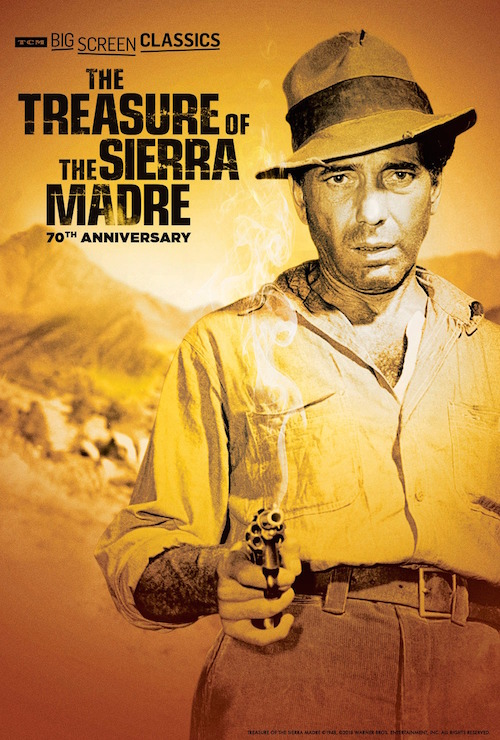 treasure of the sierra madre-poster