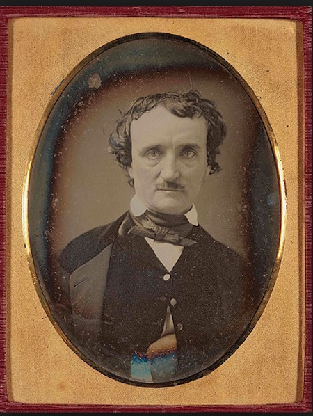 Edgar Allan Poe Daguerrotype