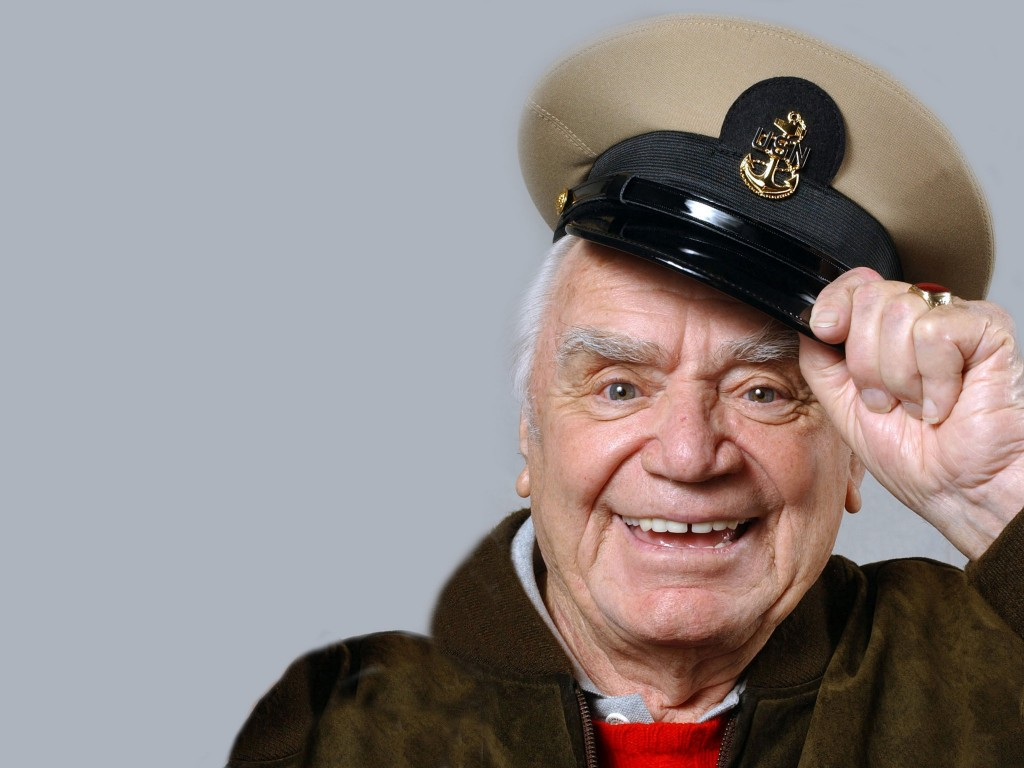 Ernest Borgnine-Chief Petty Officer