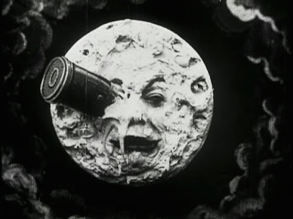 Georges Melies A Trip to the Moon 1902 Its most famous image