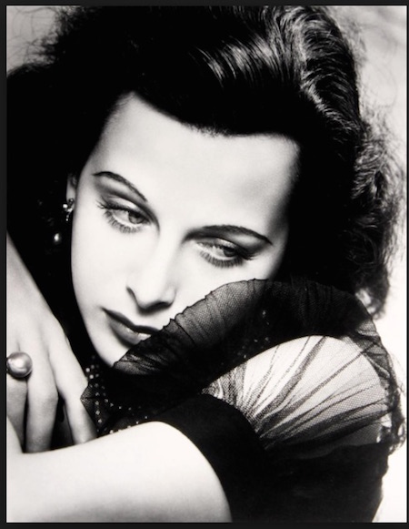Hedy Lamarr George Hurrell