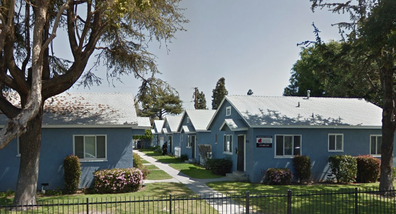 Jeanne crain lived at 822 S Walnut Ave in Inglewood ca