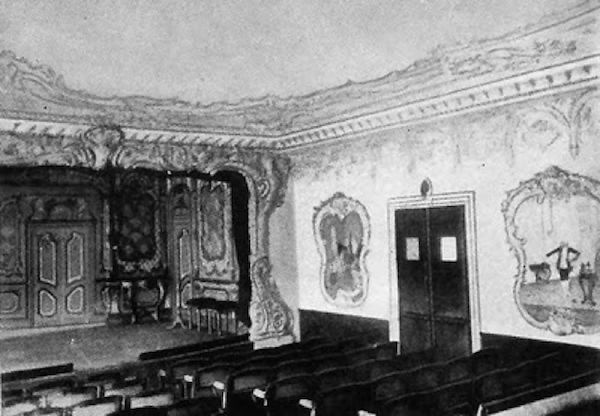 Theatre Robert-Houdin