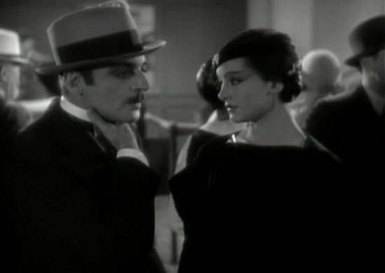 Thirteen Women Myrna Loy and C. Henry Gordon