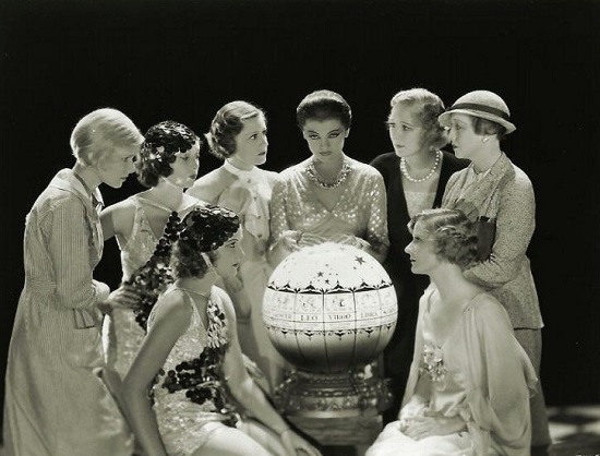 Thirteen Women publicity still