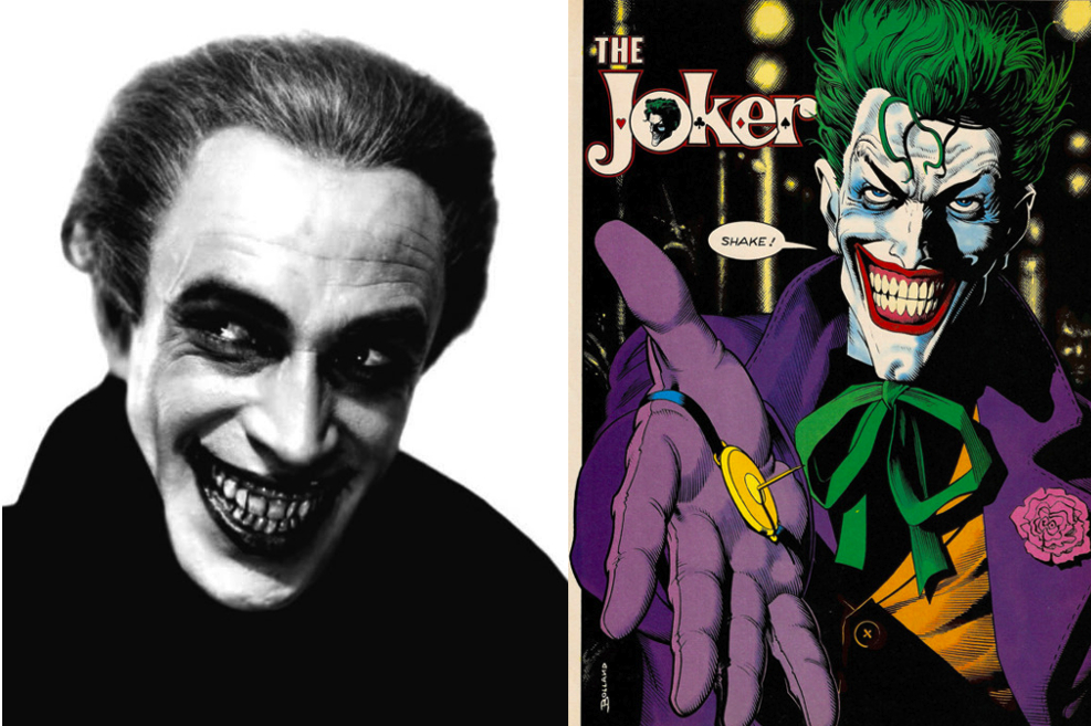 Veidt - The Joker