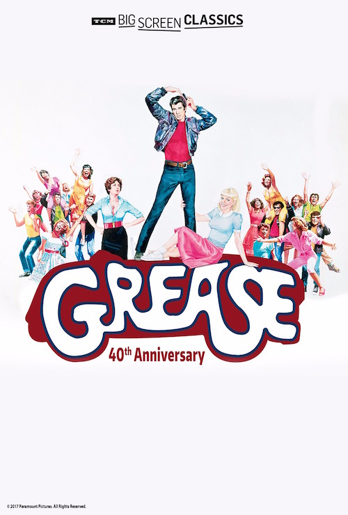 TCM Big Screen Classics GREASE