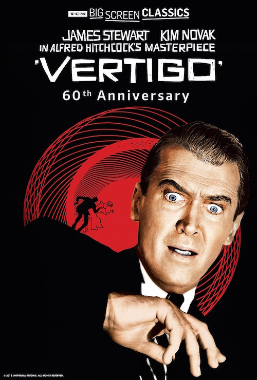 TCM Big Screen Classics VERTIGO