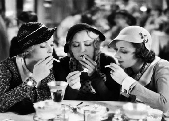 Three on a Match Bette Davis, Joan Blondell, and Ann Dvorak