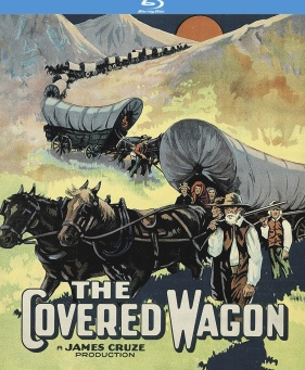 the covered wagon 1923 silent classic