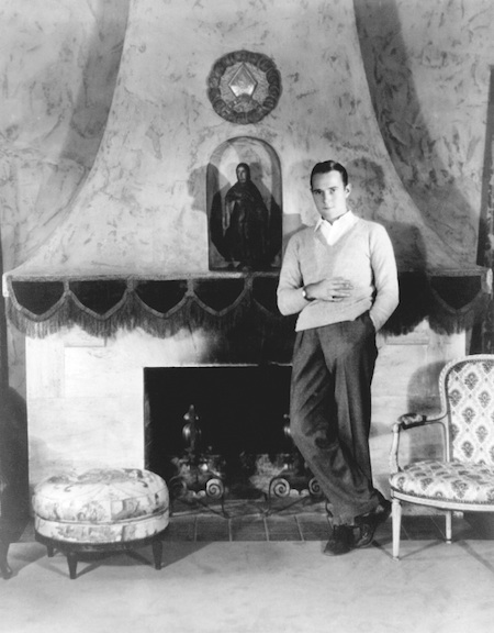1926 MGM publicity shot of William Haines