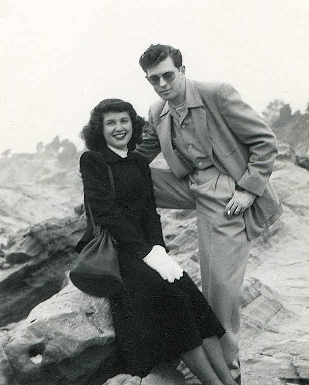 Harold and Lillian young