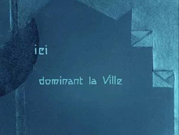 L'Inhumaine (1924) title card