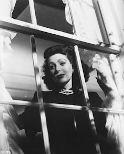 Loretta Young in The Accused