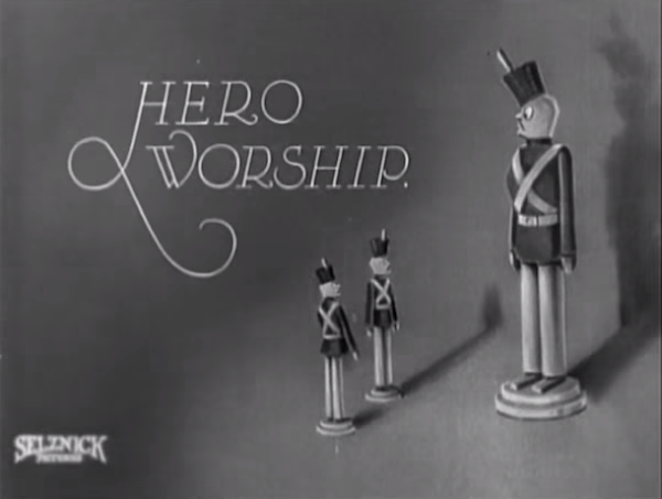 The Flapper (1920) title card