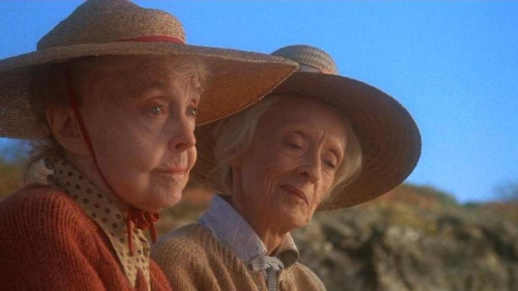 The Whales of August bette davis lillian gish