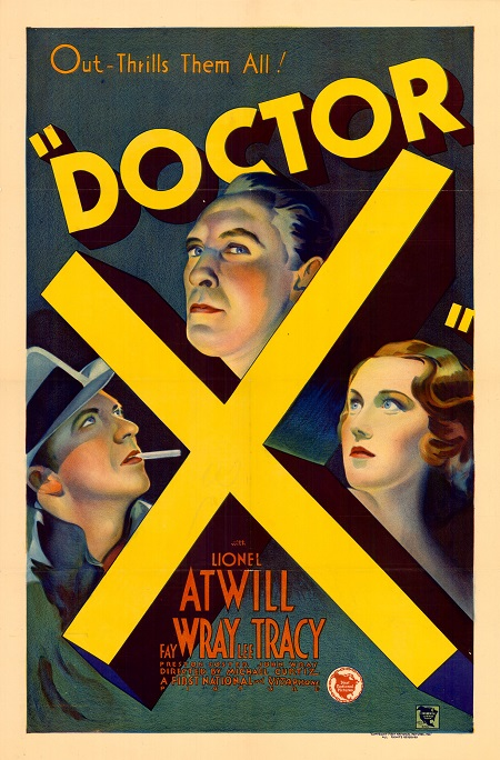 Warner Bros Horror - Doctor X (1932)