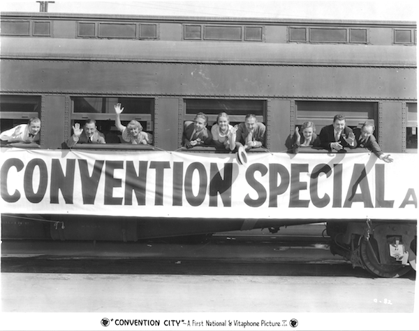 Convention City Special Publicity 1933