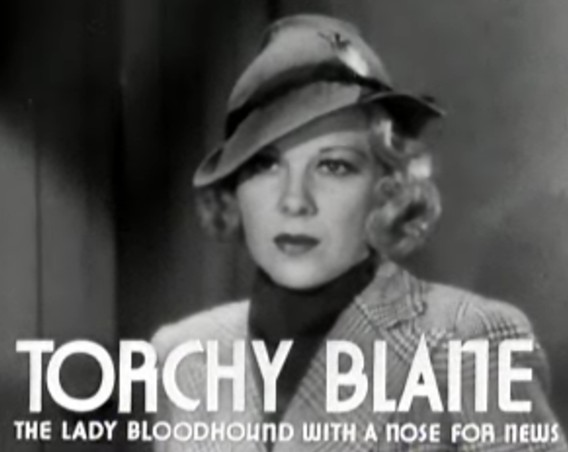 Glenda Farrell as Torchy Blane