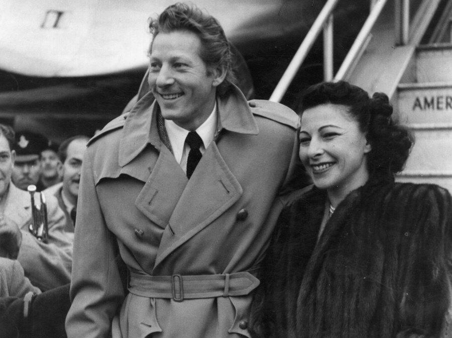 Danny Kaye & Sylvia Fine