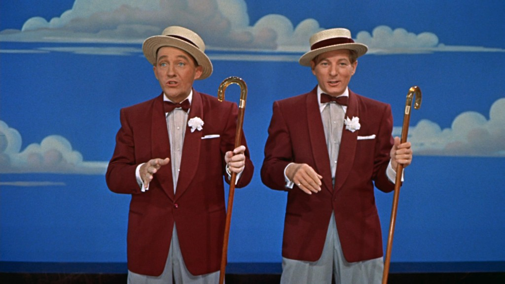 Bing Crosby and Danny Kaye in White Christmas (1954)