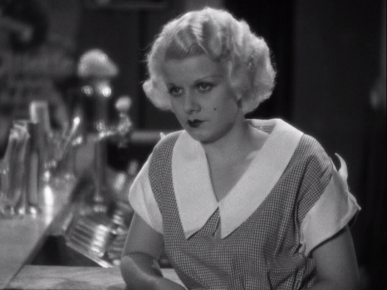 Jean Harlow as Cassie in Three Wise Girls (1932)