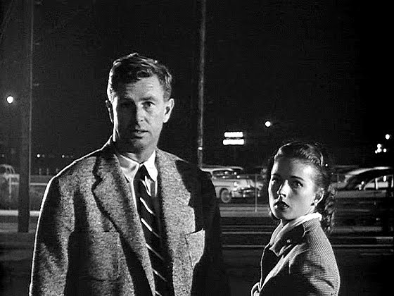 The Killing (1956) Sterling Hayden & Coleen Gray