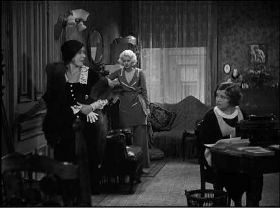 Mae Clarke as Gladys in Three Wise Girls (1932)