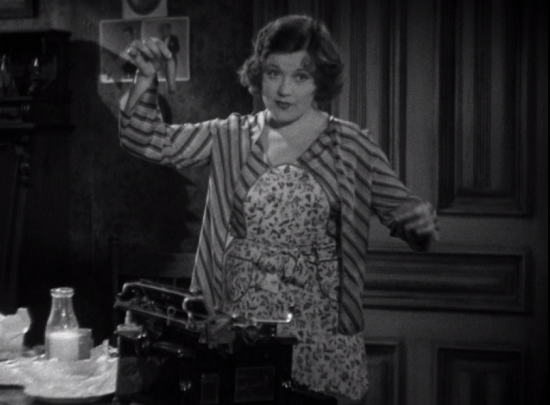Marie Prevost as Dot in Three Wise Girls (1932)