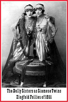 The Dolly SIsters Siamese