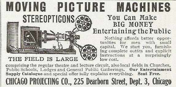 ad_chicago_projecting_company_225_dearborn_moving_picture_machines_1909