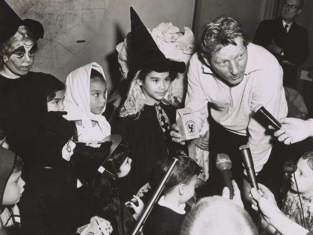 Danny Kaye Trick or Treat for UNICEF