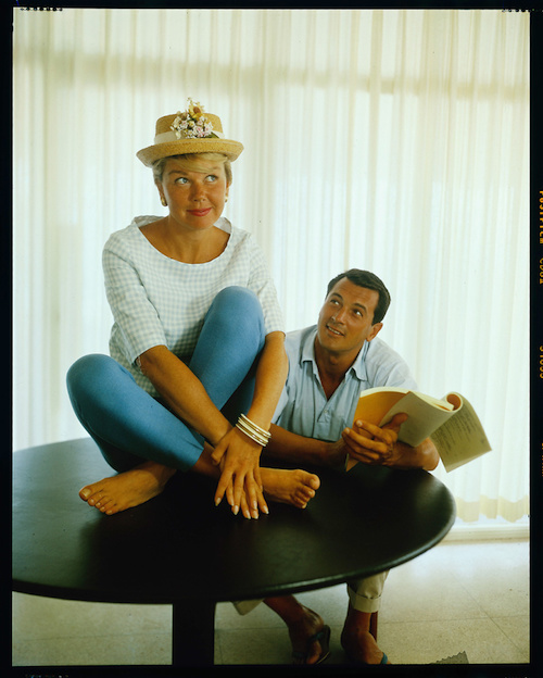 doris day and rock hudson fun