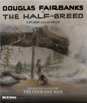 douglas fairbanks double feature the half breed and the good bad man