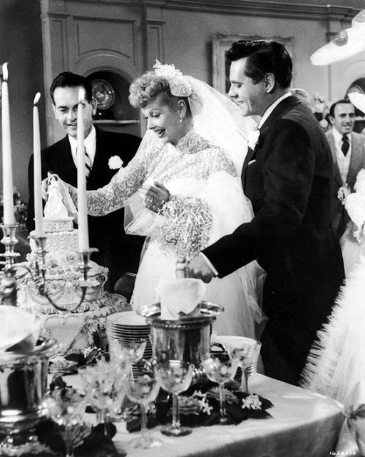 lucy and desi wedding