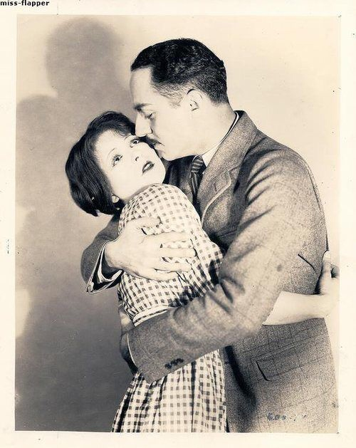 william powell and clara bow
