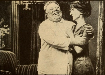 Bunny and Finch in Bunny's Birthday Surprise (1913).