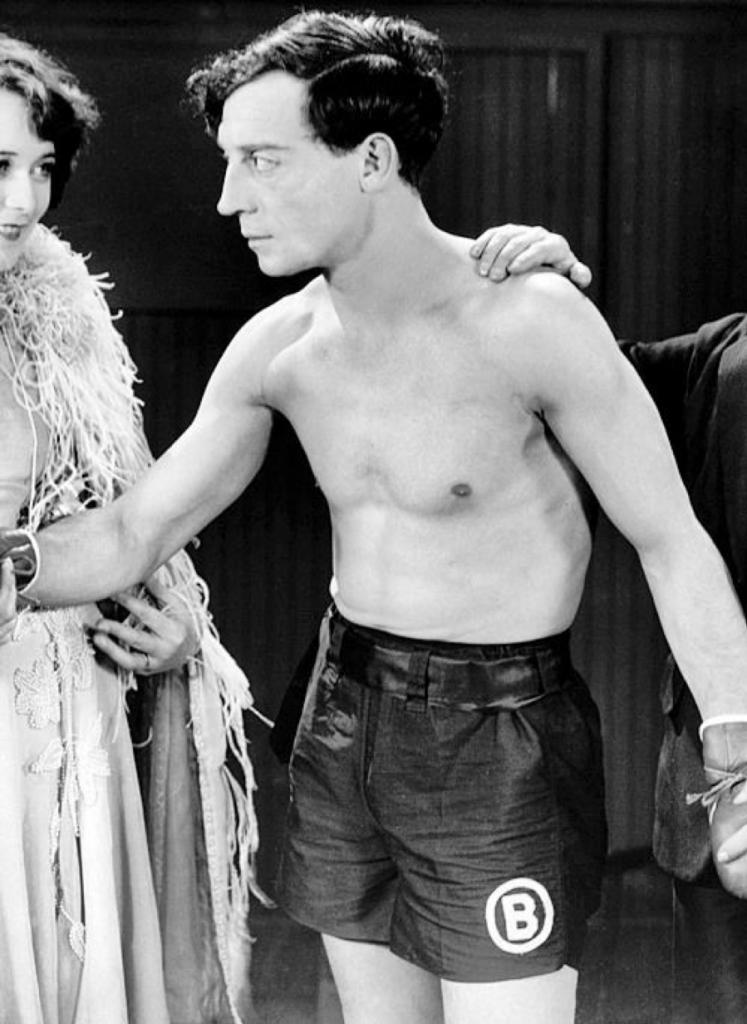 Buster Keaton Battling Butler (1926)