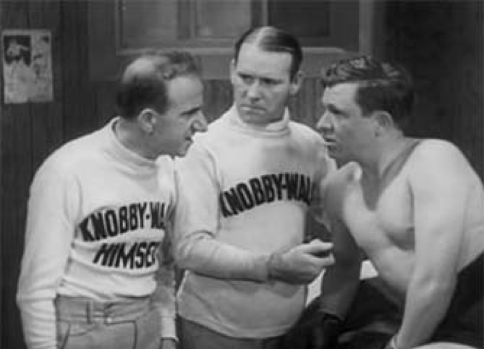 Jimmy Durante, Tom Dugan, Stuart Erwin in Palooka (1934)