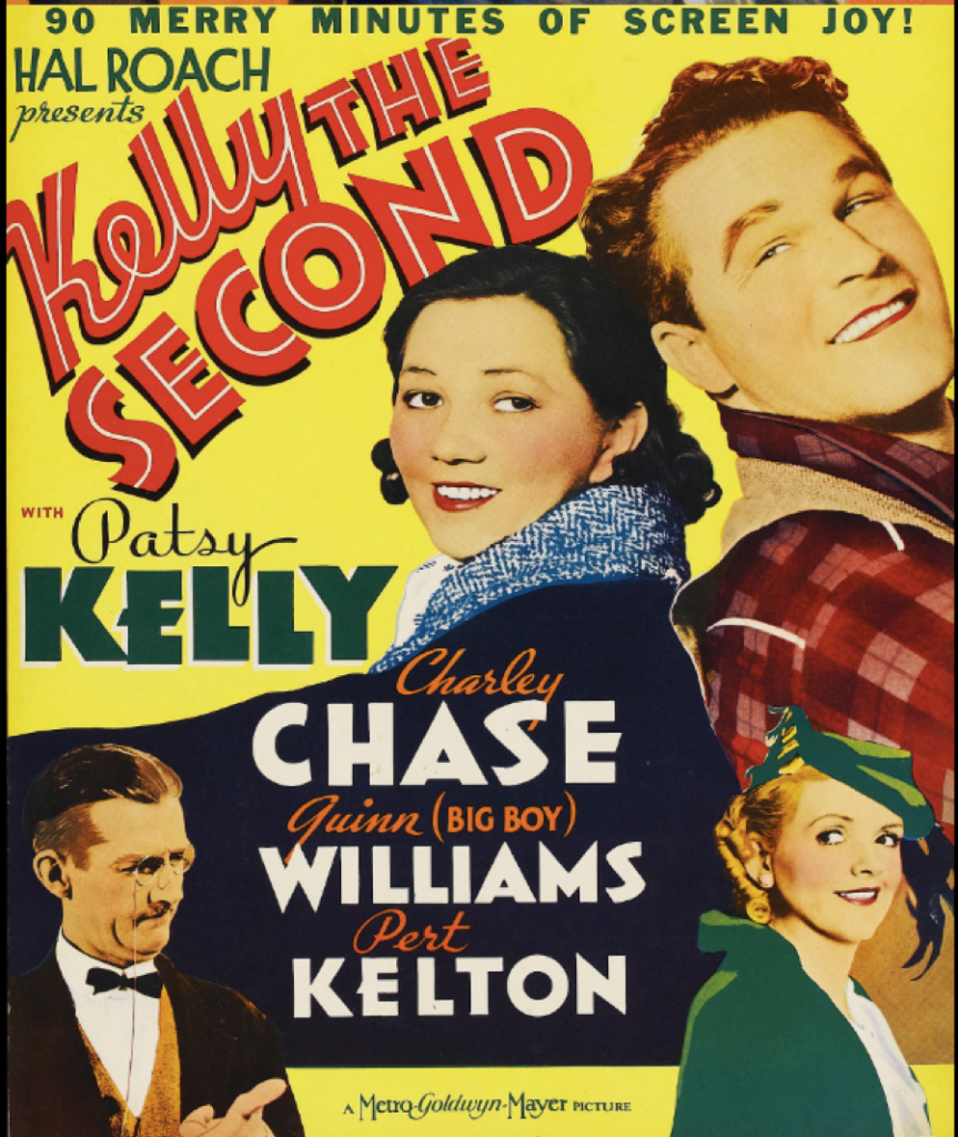 Kelly the Second Movie Poster
