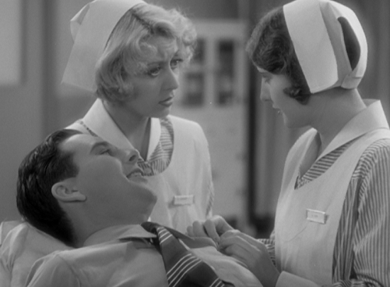 Night Nurse - Blondell, Stanwyck, Lyon