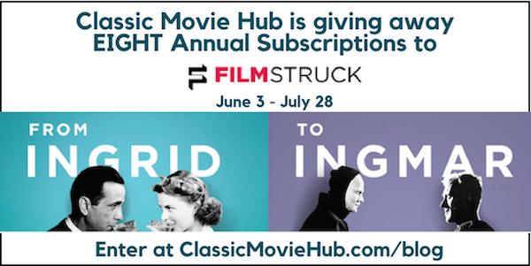 filmstruck classic movie hub contest
